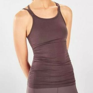 🌿 Fabletics Kathie Seamless Support Tank